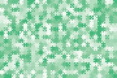 500 Green Background Puzzle. Jigsaw Puzzle. Royalty Free Stock Photos