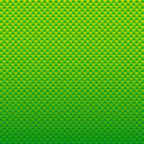 Green background with rectangles Stock Images