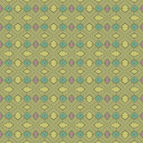 Green background with seamless pattern. Ideal for printing Stock Photos