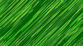 Green background splash abstract stock footage