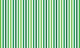 Green striped abstract background,seamless variable width stripes Stock Photos