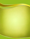 Green background template Royalty Free Stock Photo