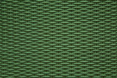 Green background texture of basketwork. Stock Photo