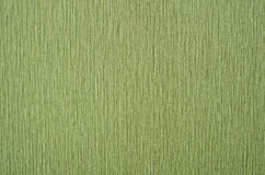 Green background wallpaper. Green background of the wallpaper with vertical stripes Royalty Free Stock Photos
