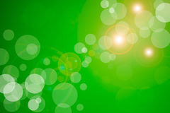 Green background. For your design Stock Photos