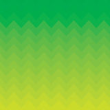 Green background zigzag. Royalty Free Stock Photo