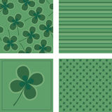Green backgrounds Royalty Free Stock Photos