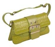 Green bag Royalty Free Stock Image