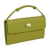 Green bag Stock Photo