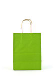 Green bag Stock Photography