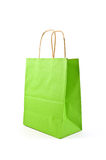 Green bag Stock Image