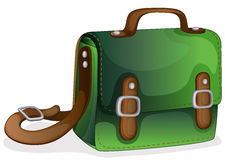 A green bag Stock Photography
