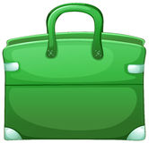 A green bag Stock Images