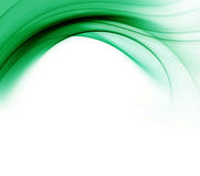 Green bakgrund Royaltyfri Foto