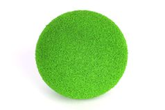 Green ball Stock Photo