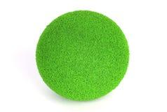 Green ball Stock Photo