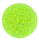Green Ball Cat Toy Royalty Free Stock Photo