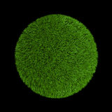 Green ball Stock Photography