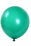 Green ballon Royalty Free Stock Images