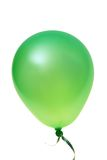 Green balloon Royalty Free Stock Photography