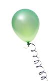Green balloon Royalty Free Stock Image