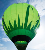 Green Balloon Stock Image