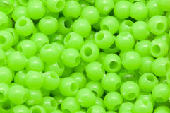 Green balls Royalty Free Stock Images