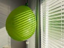 Green baloon Royalty Free Stock Photo
