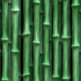 Green bamboo royalty free illustration
