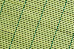 Green bamboo background Royalty Free Stock Photo