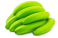 Green banana Stock Images