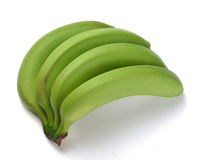 Green banana bundle Stock Photography