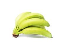 Green bananas Royalty Free Stock Photo