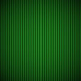 Green banded background Stock Images