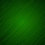 Green banded background Stock Photo
