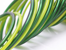 Green bangles Royalty Free Stock Photography