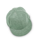 Green baseball cap Stock Images