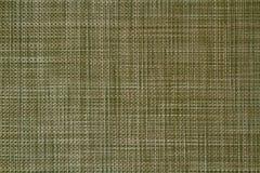 Green basket weave pattern. Stock Images