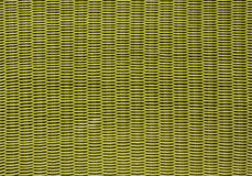 Green basketwork. Basketwork colorful seeing a detail of it for use to background Stock Images