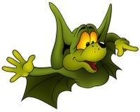 Green Bat A Stock Photography