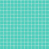 Green bathroom tiles Stock Images