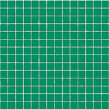 Green bathroom tiles Royalty Free Stock Images