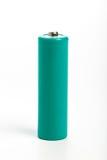 Green battery Stock Photos