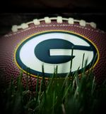 Green Bay Packers Football. Outdoor photography, teams, toy, sports, Wisconsin stock images