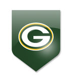 Green bay packers team Royalty Free Stock Photos