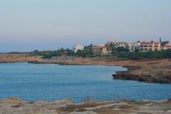 Green Bay, Zypern Stockbild
