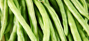 Green bean Stock Image