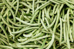 Green bean background Royalty Free Stock Image