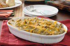 Green bean casserole Royalty Free Stock Photos