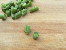 Green bean Royalty Free Stock Images